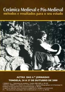 4as Jornadas de Cerâmica Medieval E Pós-Medieval.